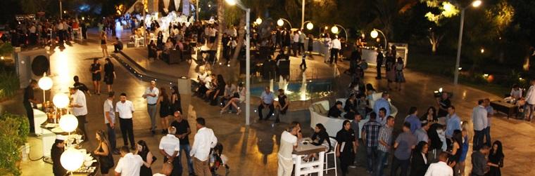 גן אירועים קבלת קהל