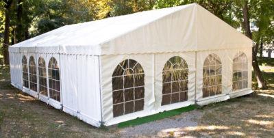 השכרה של אוהלים